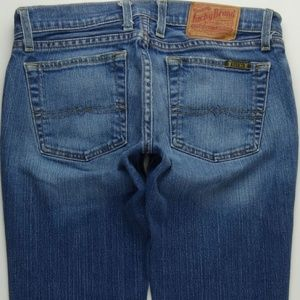 Lucky Brand Lil Maggie Boot Cut Jeans 27 A228J